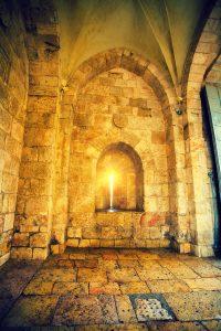 Window in Jerusalem